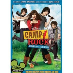 Camp Rock [Extended Rock Star Edition]