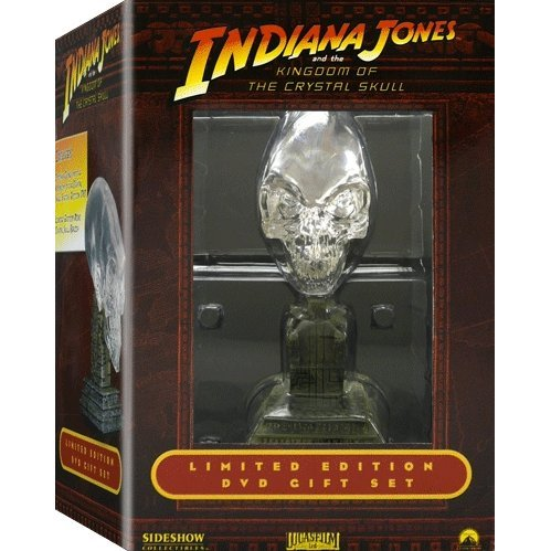 Indiana Jones And The Kingdom of The Crystal Skull [The Crystal Skull Limited Editon]