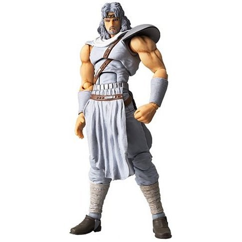 Revoltech Fist of The North Star Revolution No. 005 Non Scale Pre-Painted PVC Figure: Toki