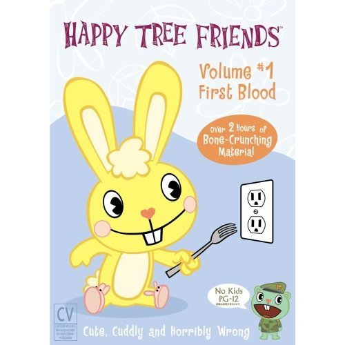 Happy Tree Friends First Blood