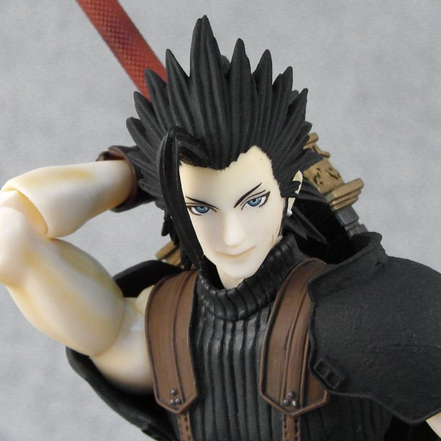 Crisis Core Final Fantasy VII Play Arts Action Figure: Zack