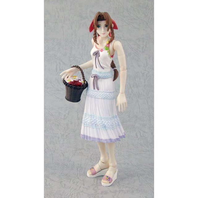 Crisis Core Final Fantasy VII Play Arts Action Figure: Aerith Gainsborough