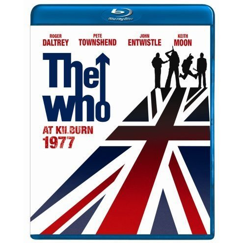 The Who At Kilburn: 1977