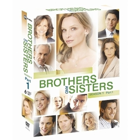 Brothers And Sisters Season 1 DVD Box 1