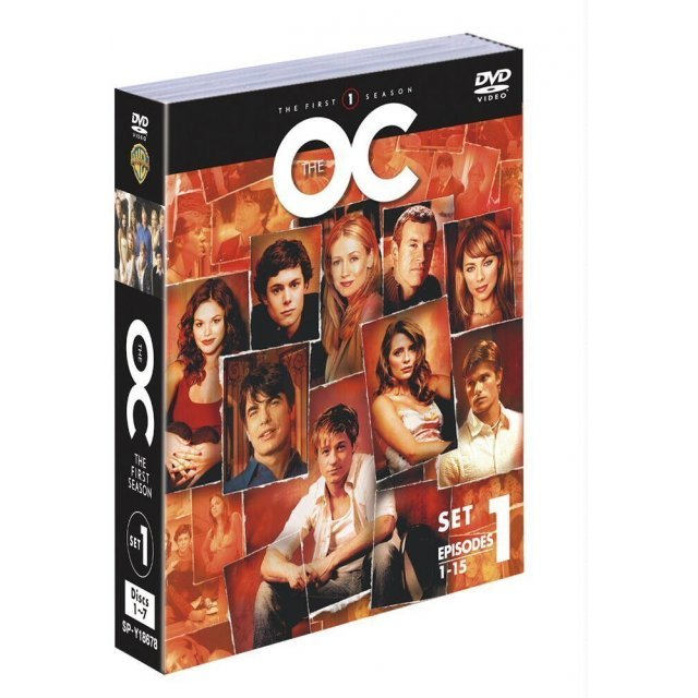 The OC First Set 1 [Limited Pressing]