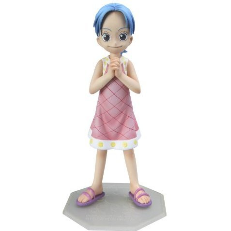 Excellent Model One Piece Portraits of Pirates P.O.P. CB-3 1/8 Scale Pre-Painted Figure: Nefertari Vivi (Kid Version)