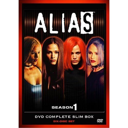Alias Season 1 DVD Complete Slim Box