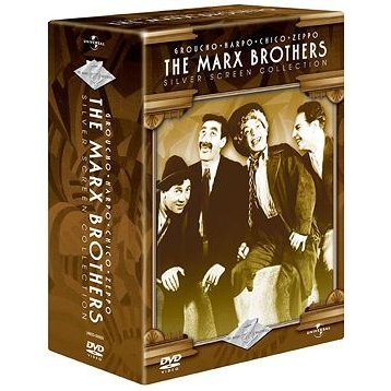 The Marx Brothses DVD Collection [Limited Edition]