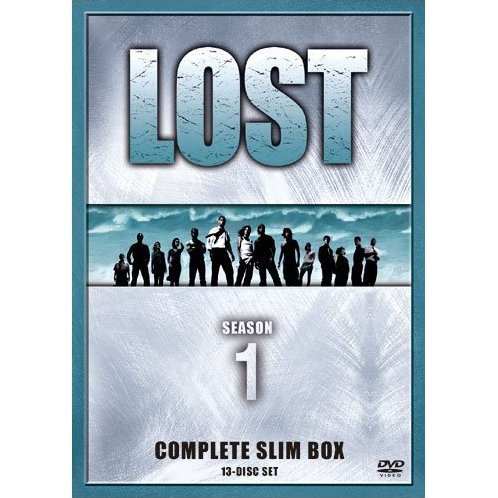 Lost Season 1 DVD Complete Slim Box