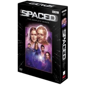 Spaced - Ore Tachi Room Sharing DVD Box