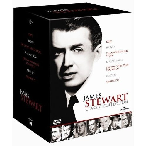 James Stewart Classic Collection
