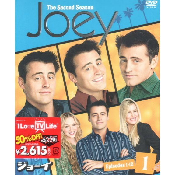 Joey Second Season Set 1 [Limited Pressing]