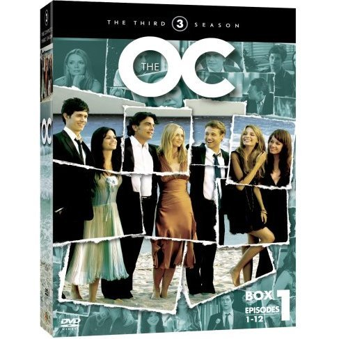 The OC Third Season Collector's Box 1