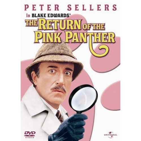 The Return Of The Pink Panther [Limited Edition]