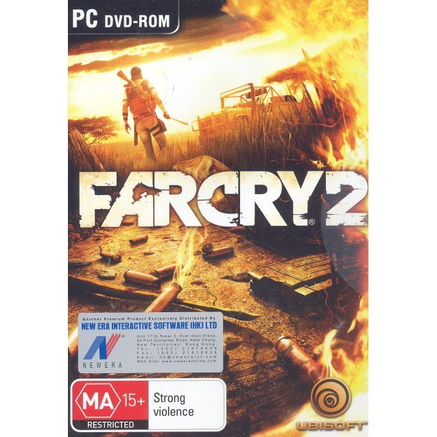 FarCry 2 (DVD-ROM)