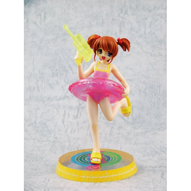 Suzumiya Haruhi no Yuutsu 1/10 Scale Pre-Painted PVC Figure: Kyon's Sister Swimsuit (Deluxe Version)