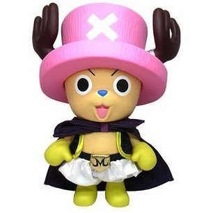 Dragon Ball x One Piece DX Pre-Painted Soft Vinyl Figure: Chopperman (Majin Buu Version)