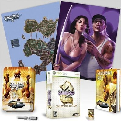 Saints Row 2 [Collectors Edition]