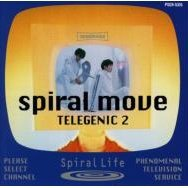 Spiral Move Telegenic 2 [Limited Edition]