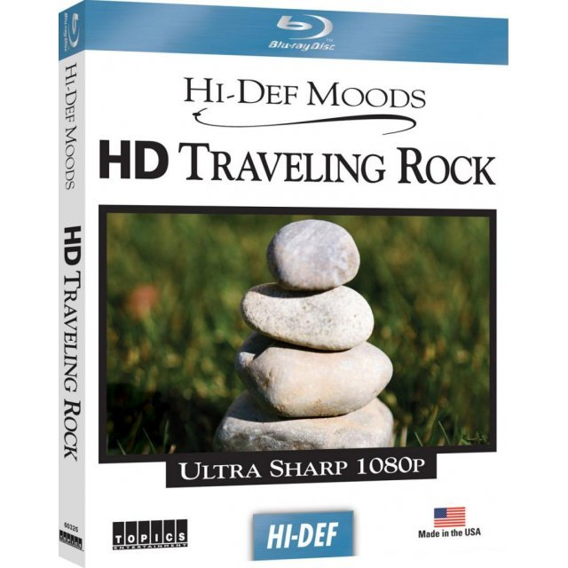 HD Traveling Rock