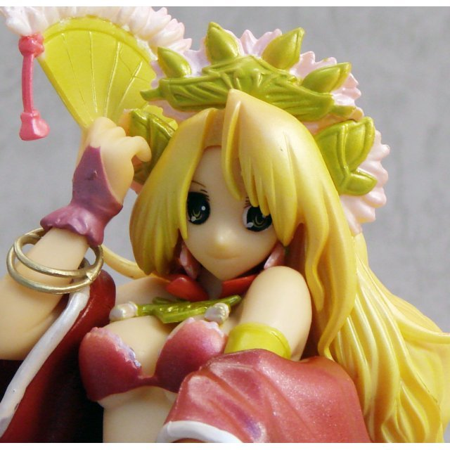 Sangokushi Taisen 3 Non Scale Pre-Painted Figure: Sweet Queen (Version B)