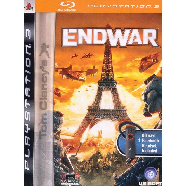 Tom Clancy's EndWar (Headset Bundle)