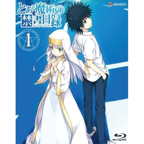 Toaru Majutsu No Index Vol.1 [Limited Edition]