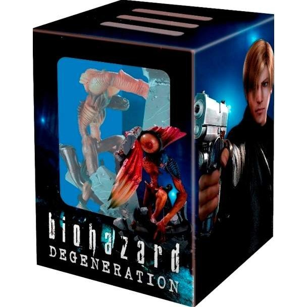 Biohazard Degeneration [Blu-ray Box]