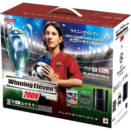 Winning Eleven x UEFA Champions League Anniversary Box