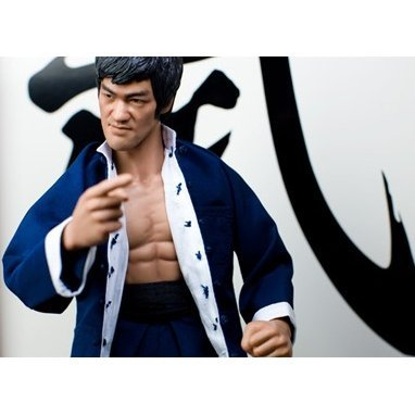 Fist of Fury R.M.P.C.F 1/6 Scale Pre-Painted Figure: Bruce Lee