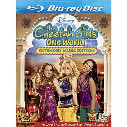 The Cheetah Girls: One World [Extended Music Edition]