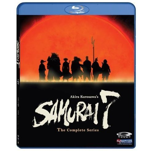 Samurai 7 - Box Set