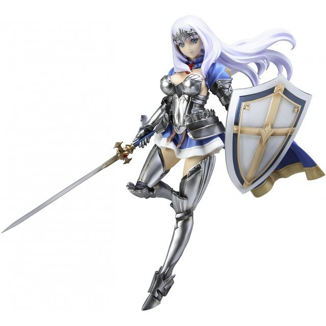 Excellent Model Core Queens Blade Rebellion 1/8 Scale Pre-Painted PVC Figure: Knight of Rebellion Anne lotte
