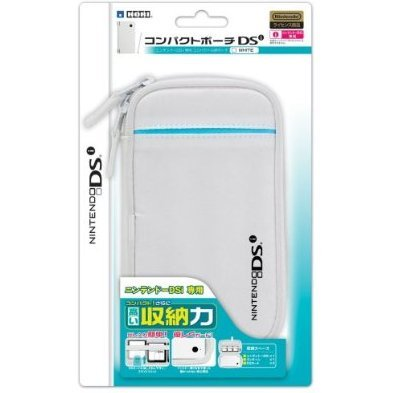Compact Pouch DSi (White)