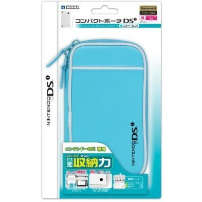 Compact Pouch DSi (Light Blue)