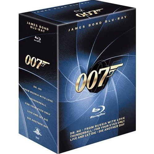 007 Blu-ray Box [Limited Edition]