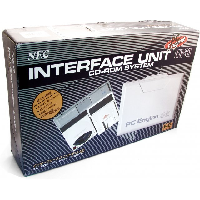 Interface Unit CD-ROM System
