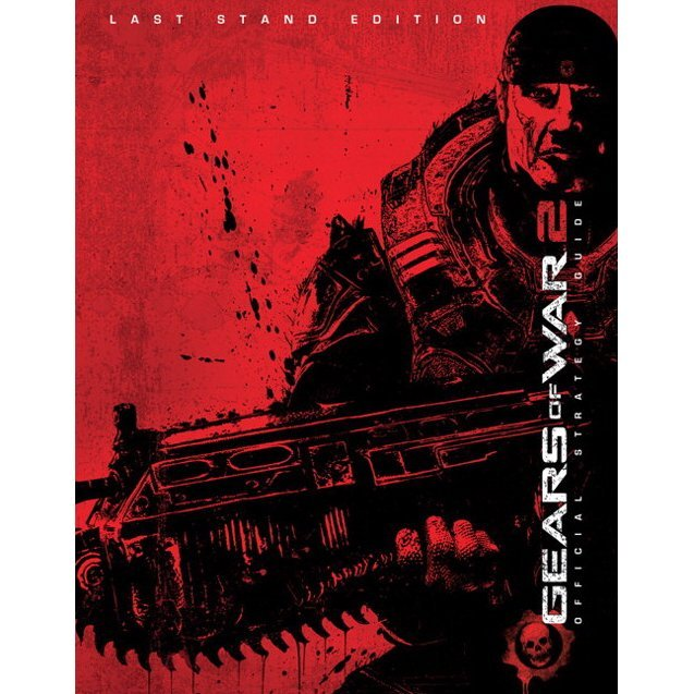 Gears of War 2: Last Stand Edition Strategy Guide