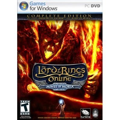 The Lord of the Rings: Mines of Moria (DVD-ROM)