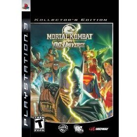 Mortal Kombat vs. DC Universe [Collector's Edition]
