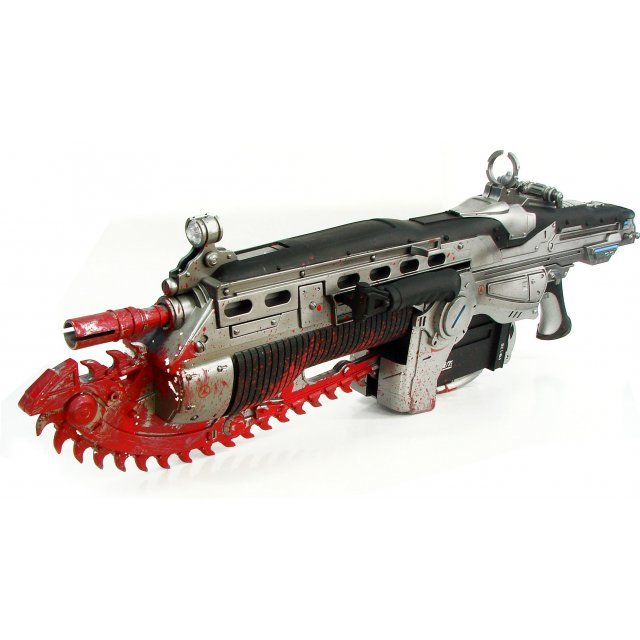 Gears of War Series 2 Lancer Gun
