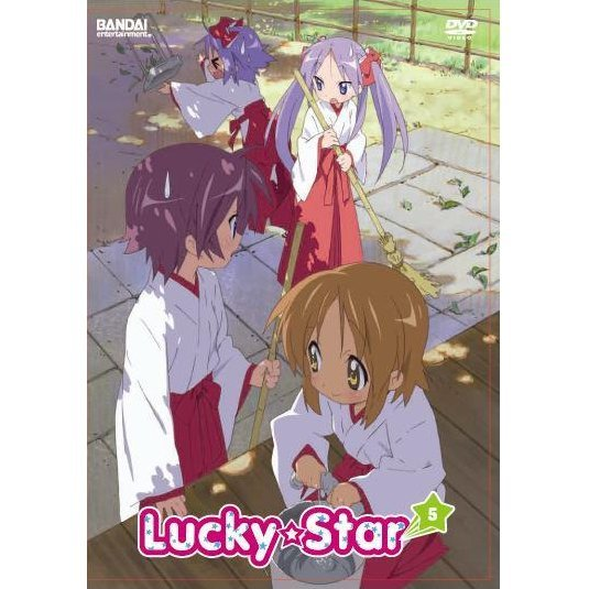 Lucky Star Vol. 5