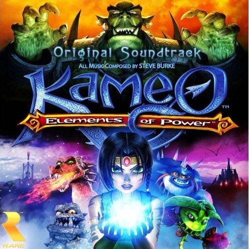 Kameo: Elements of Power Original Soundtrack