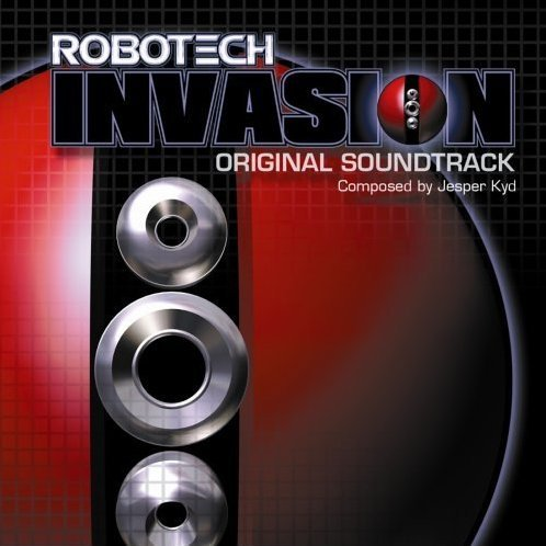 Robotech: Invasion Original Soundtrack