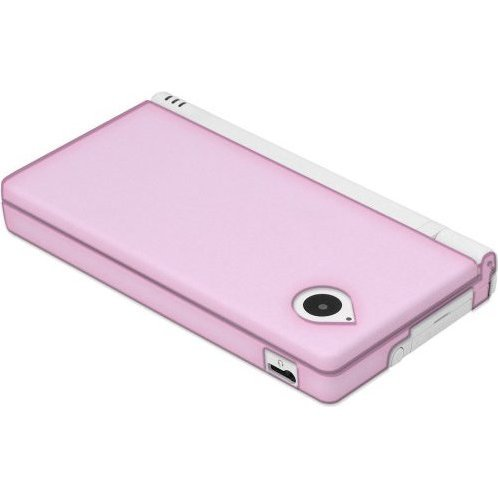 Protect Case DSi (Clear Pink)