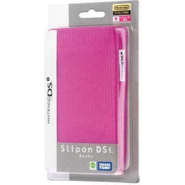 Slipon DSi Sox (Pink)