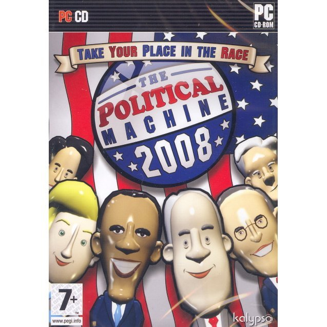The Political Machine 2008 (DVD-ROM)