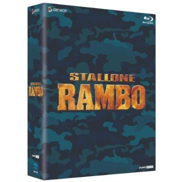 Rambo Trilogy Blu-ray Box [Limited Edition]