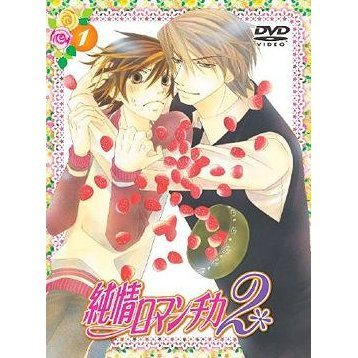 Junjo Romantica 2 1 [Limited Edition]