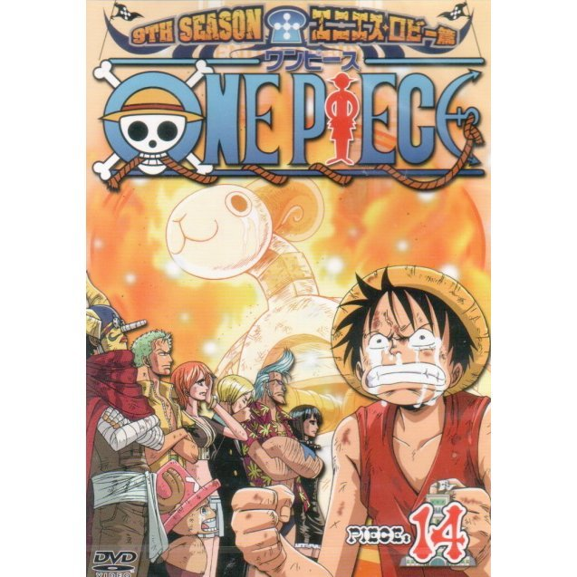 One Piece 9th Season Enies Lobby Hen Piece 14